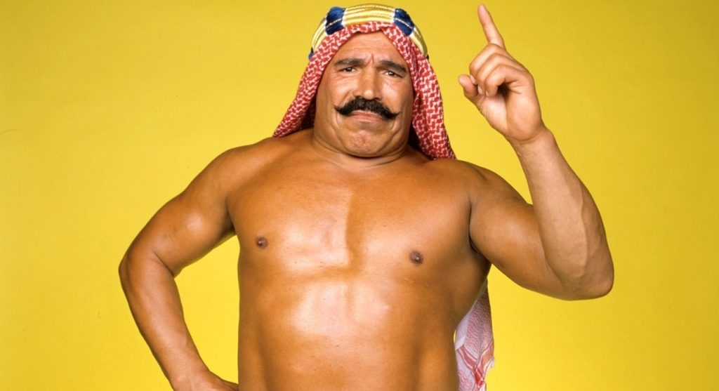 The Iron Sheik documentary movie 2014
