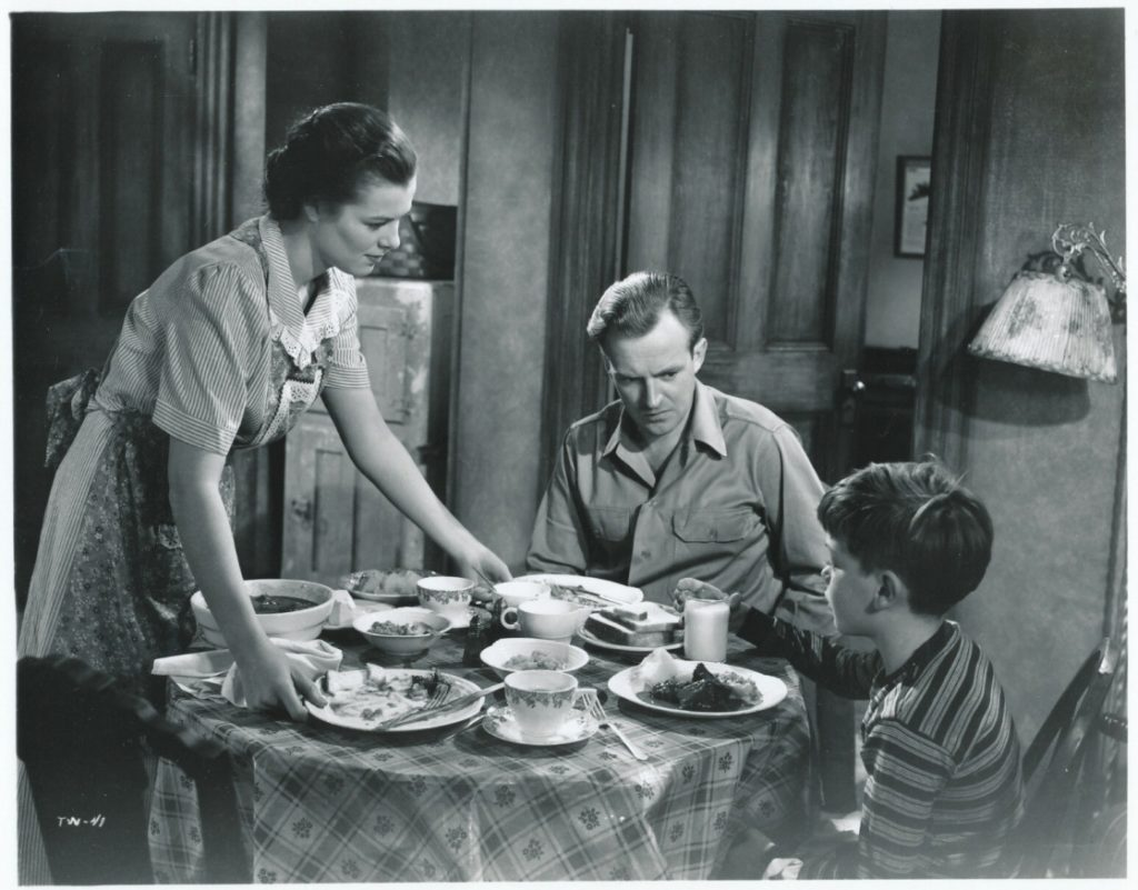 The Window 1949 Barbara Hale Arthur Kennedy Bobby Driscoll