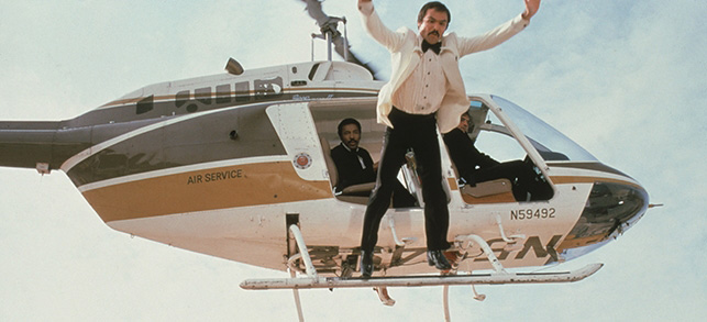 Burt Reynolds Hooper 1978 stunt man movie