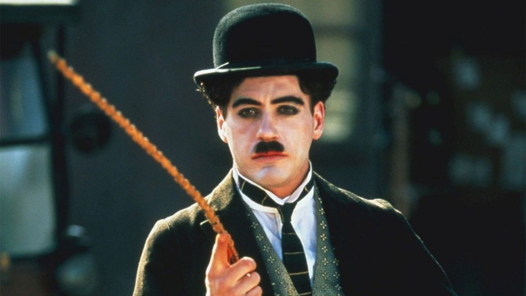 Chaplin 1992 Robert Downey Jr biography