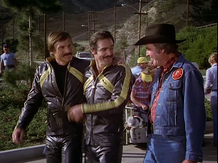 Hooper Burt Reynolds Adam West James Best 1978 movie