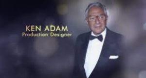 Oscars In Memoriam Ken Adam 2017
