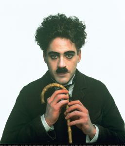 Robert Downey Jr as Charlie Chaplin 1992 movie