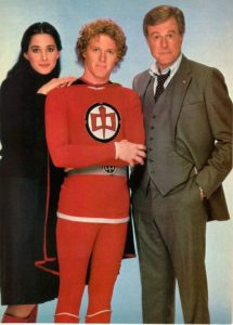 The Greatest American Hero William Katt Robert Culp Connie Selleca superhero tv show