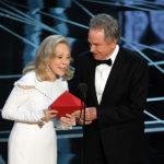 Warren Beatty Faye Dunaway Oscars Best Picture mistake