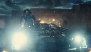 Justice Legue Trailer Batman Aquaman Batmobile