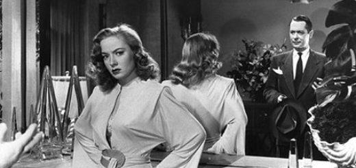Lady in the Lake 1947 Philip Marlowe film noir Robert Montgomery Audrey Totter