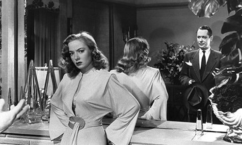 Lady in the Lake 1947 Philip Marlowe film noir Robert Montgomery Audrey Totter