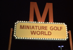 Midnight Madness 1980 comedy Minature Golf World