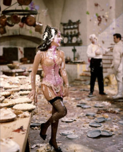Natalie Wood The Great Race 1965 pie fight