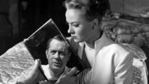 Robert Montgomery Audrey Totter The Lady in the Lake 1947 film noir first person camera
