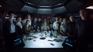 Alien Covenant 2017 sequel cast