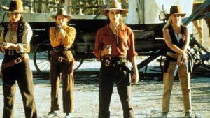 Bad Girls 1994 feminst western Madeleine Stowe