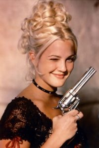 Drew Barrymore Bad Girls 1994 western movie