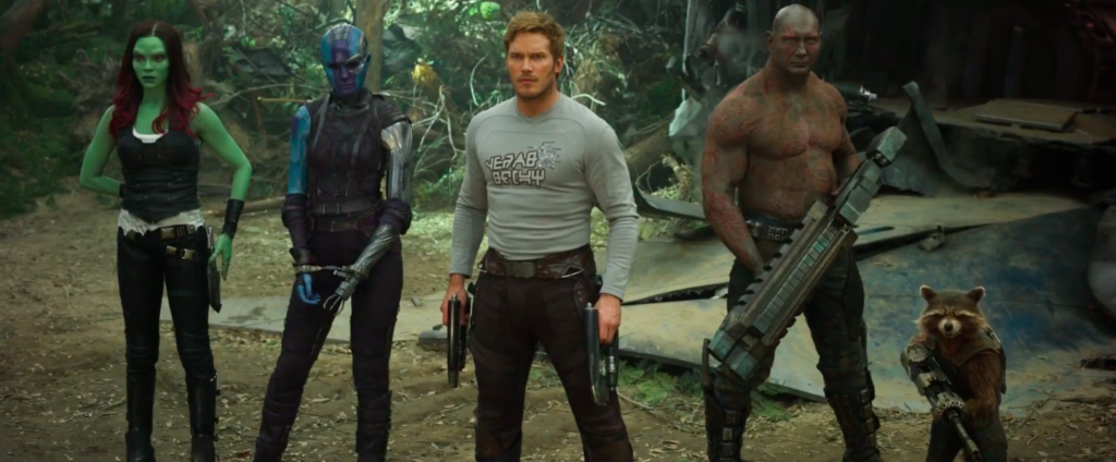 Guardians of the Galaxy 2 2017 sequel cast