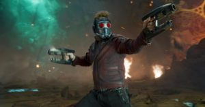 Guardians of the Galaxy Vol 2 Starlord