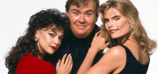 John Candy Emma Samms Mariel Hemingway Delirious 1991 comedy