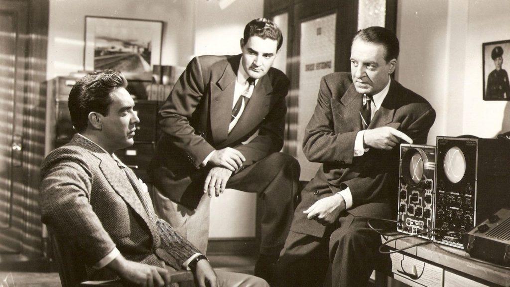 711 Ocean Drive 1950 film noir Edmond OBrien