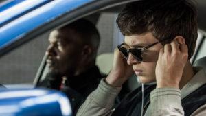 Baby Driver Ansel Elgort Edgar Wright