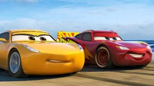 Cars 3 Lightning McQueen movie sequel 2017