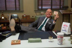 Michael Keaton The Founder Ray Kroc McDonalds movie