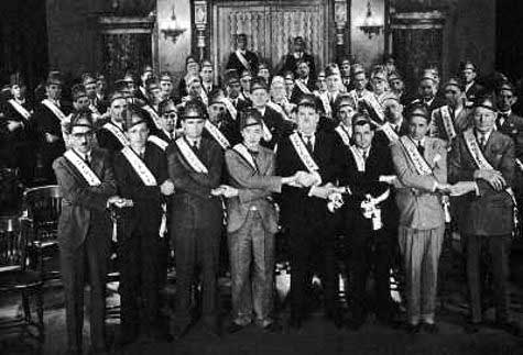 Sons of the Desert 1933 Laurel Hardy club