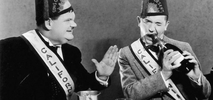 Sons of the Desert 1933 comedy Stan Laurel Oliver Hardy