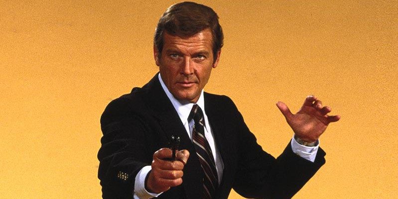 The Death of Roger Moore