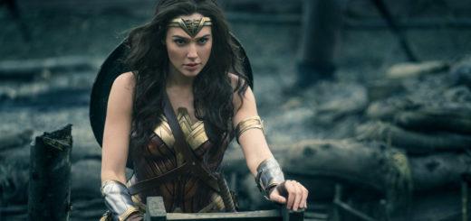 Wonder Woman movie 2017 Gal Gadot