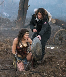 Wonder Woman Gal Gadot Patty Jenkins director movie 2017