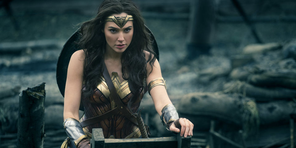 Wonder Woman movie 2017 Gal Gadot
