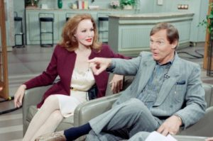 Adam West Julie Newmar Batman interview 1989