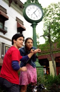 Clockstoppers 2002 Paula Garces Jesse Bradford