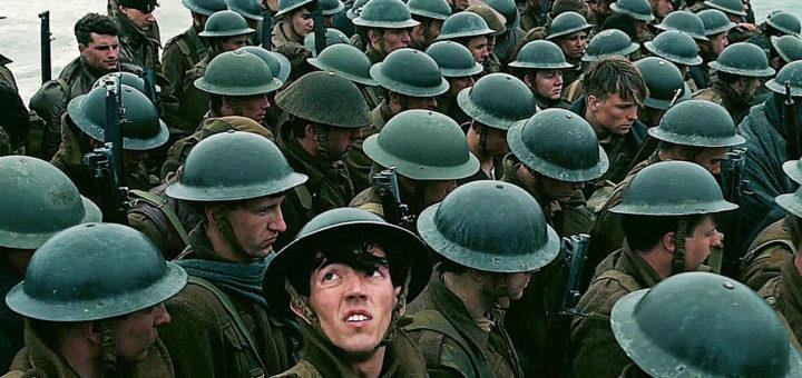 Dunkirk war movie 2017 Christopher Nolan