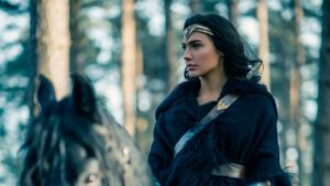 Gal Gadot as Wonder Woman DC Expanded Universe 2017 movie
