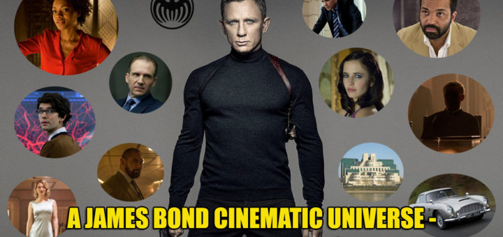 James Bond Cinematic Universe