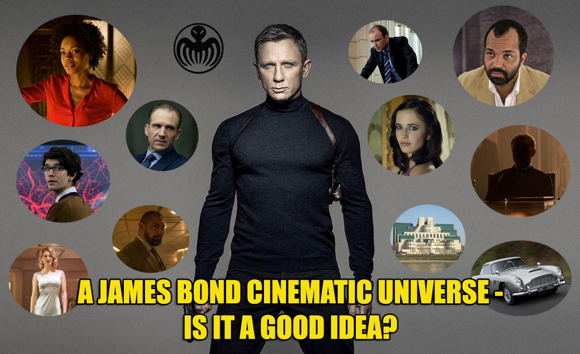 James Bond Cinematic Universe