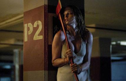 P2 2007 horror thriller parking garage