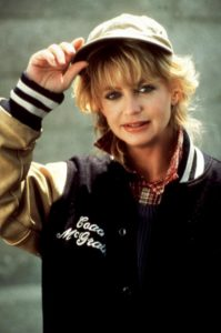 Wildcats football movie comedy Goldie Hawn 1987