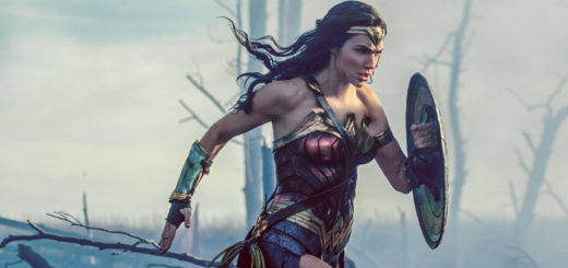 Wonder Woman movie 2017 Gal Gadot battle scene