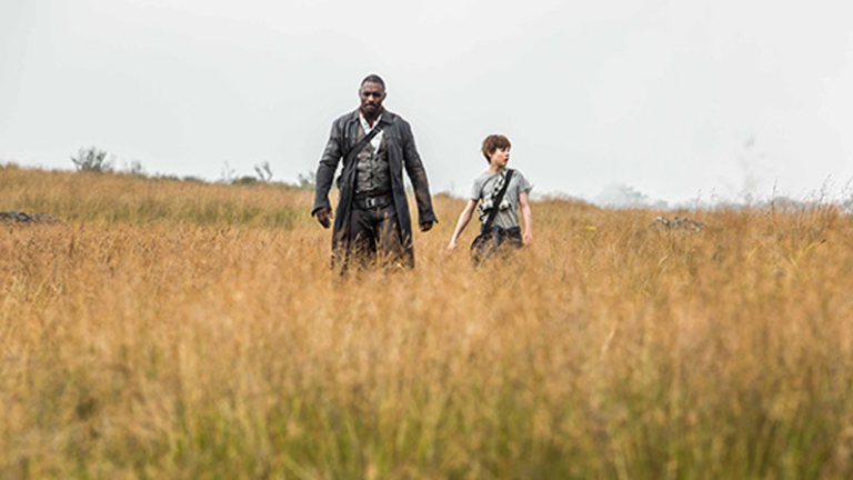 Dark Tower Idris Elba Tom Taylor movie 2017