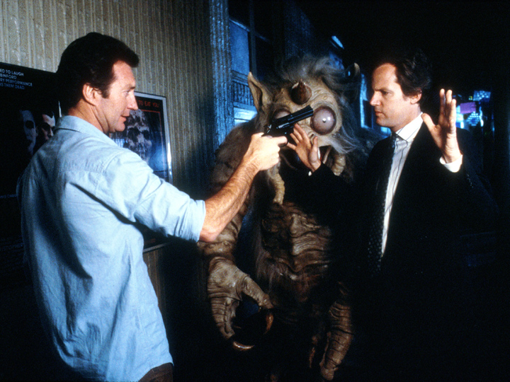 F/X 1986 movie Bryan Brown Cliff De Young thriller special effects