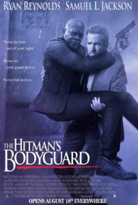 Hitmans Bodyguard poster 2017