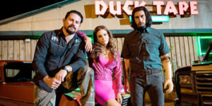 Logan Lucky Channing Tatum Adam Driver Riley Keough 2017 cast