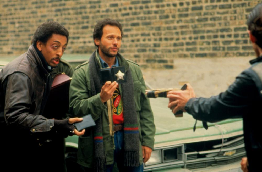 Running Scared Billy Crystal Gregory Hines cop movie 1986