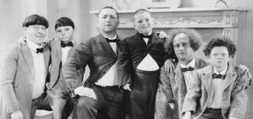 The Litlte Three Stooges movie film project kids