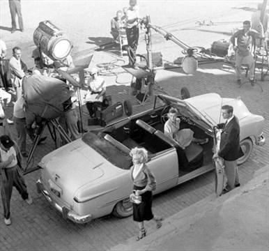 Niagara 1953 filming location Marilyn Monroe