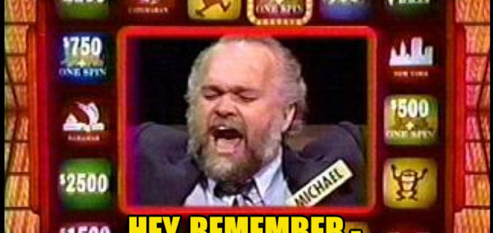 Press Your Luck Game Show Michael Larson