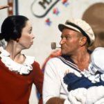 Popeye 1980 movie Robin Williams Shelley Duvall Olive Oyl