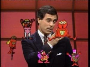 Press Your Luck game show Peter Tomarken Whammy Whammies 1980s